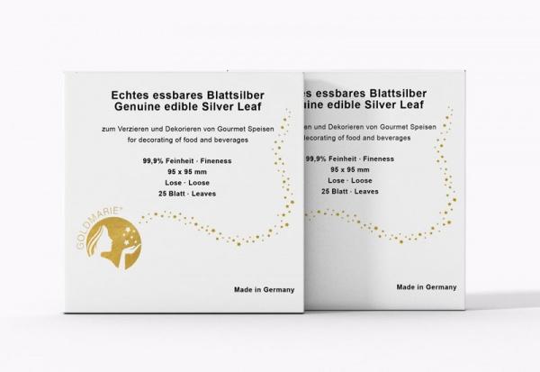Goldmarie® Blattsilber lose