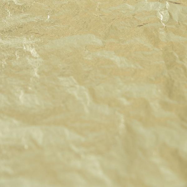 Grün Gold hell - 15,3 Karat