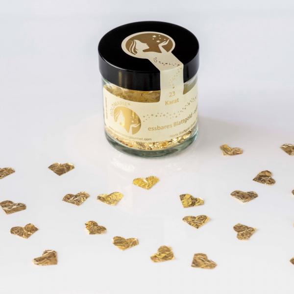 Goldmarie® Herzen 15 mm