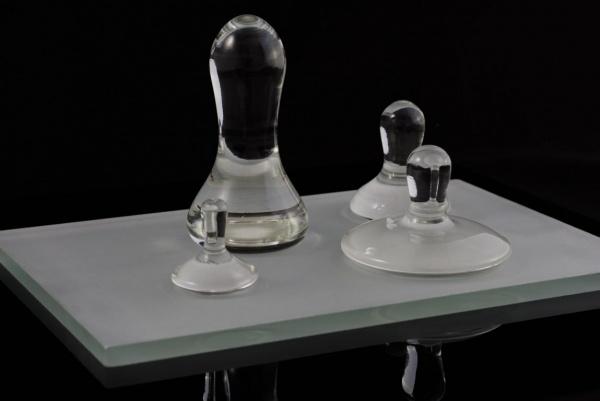 Glasläufer, Glasreiber