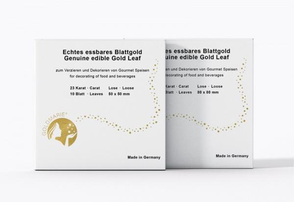 Goldmarie® Blattgold lose