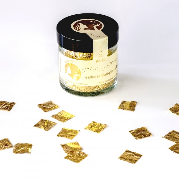 Goldmarie® Quader 6 x 6 mm