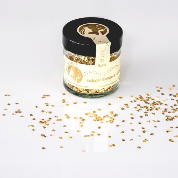 Goldmarie® Quader 3 x 3 mm