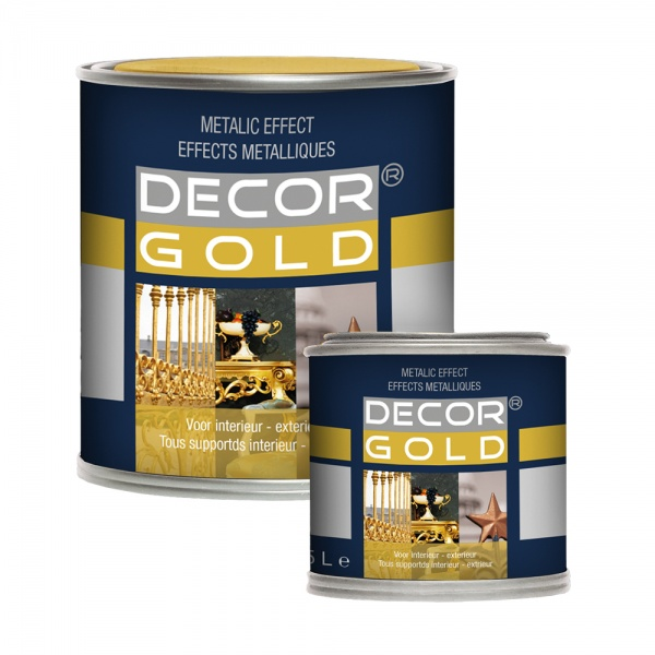 Decor Gold, Silber